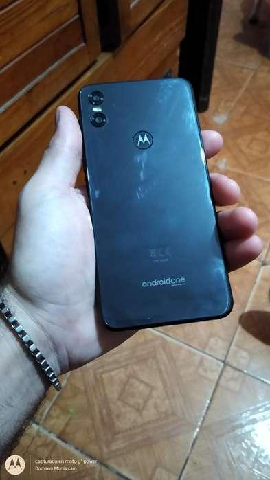 Moto One 64gb, Libre