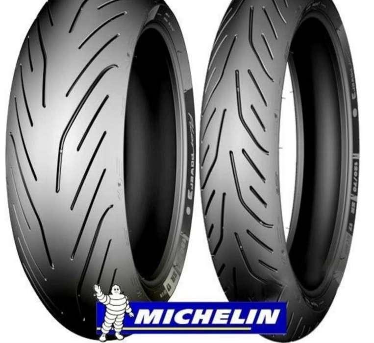 Llantas Michelin Pilot Road 5