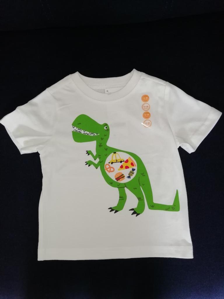 Camiseta Dinosaurio Gyboree