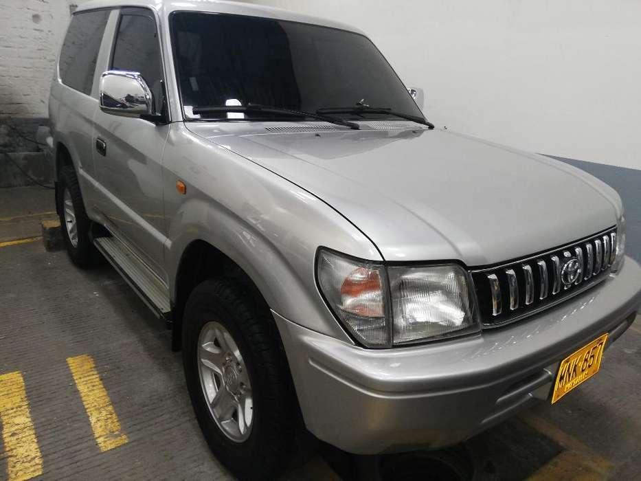 Toyota Prado 2007 - 121000 km