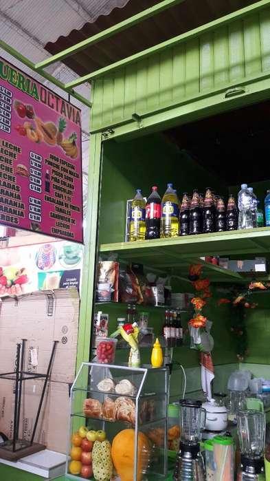 Puesto Mercado Santa Rosa en Tacna