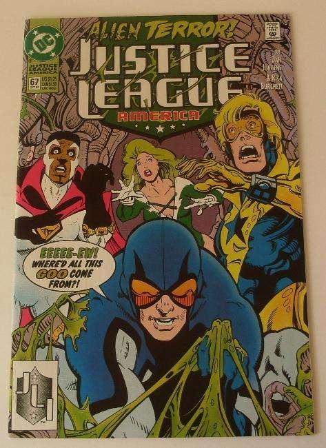 Comics Liga de La Justicia en Ingles