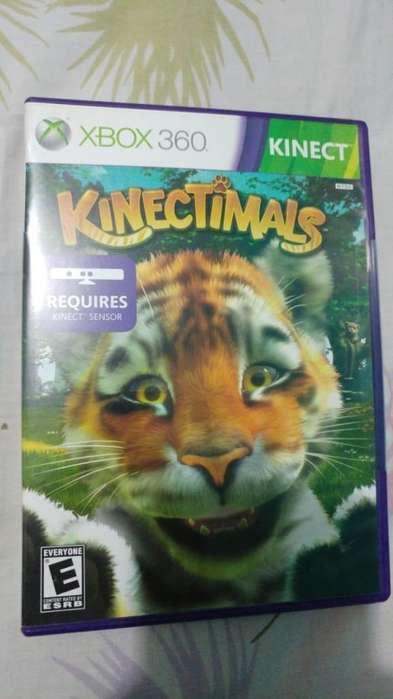 juego kinetimals para xbox 360