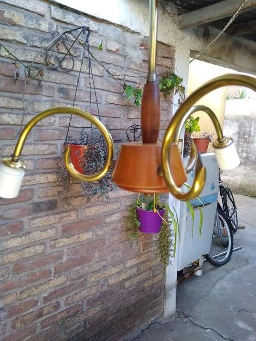 Lámpara Antigua Restaurada