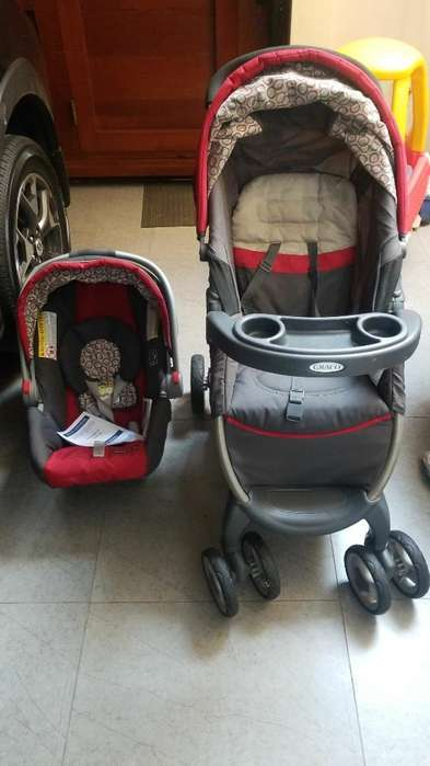 Coche Carseat Base Graco