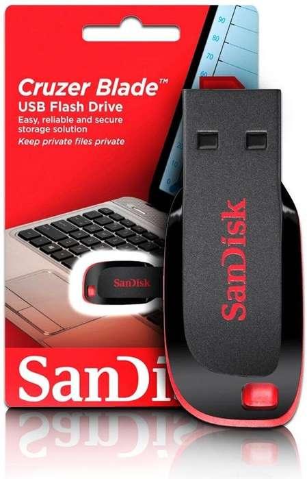 Pendrive Sandisk 16gb