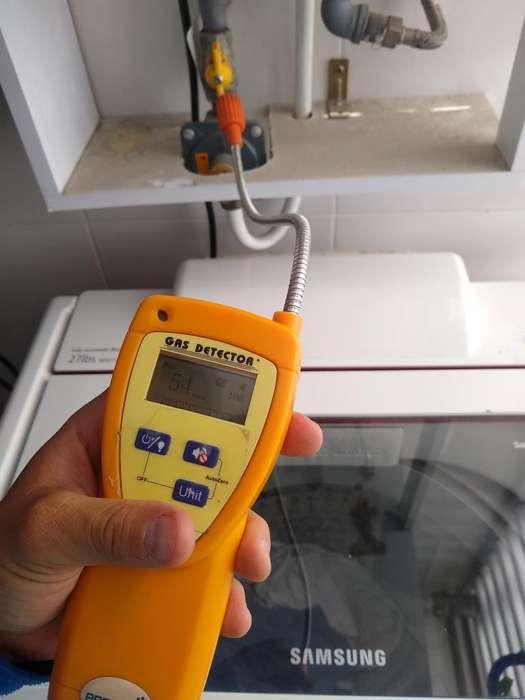 Certificamos Instalaciónes de Gas