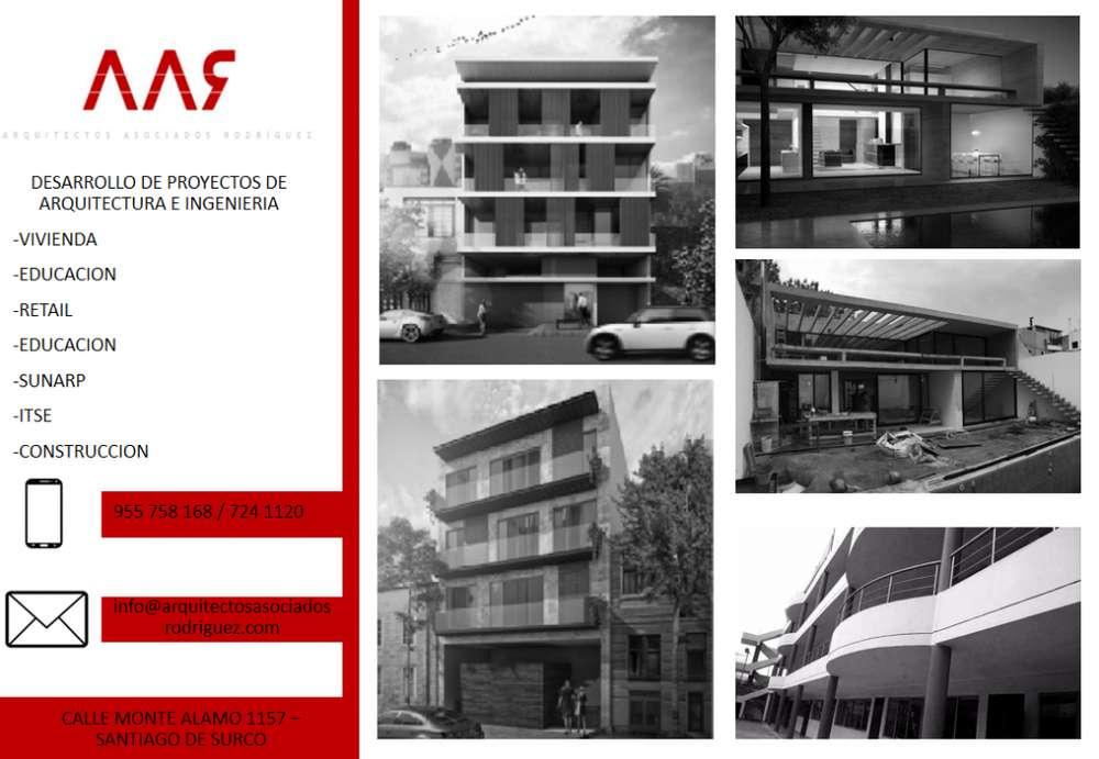 ARQUITECTURA E INGENIERÍA / PLANOS LICENCIA CONSTRUCCIÓN INDECI / ARQUITECTO / 955758169