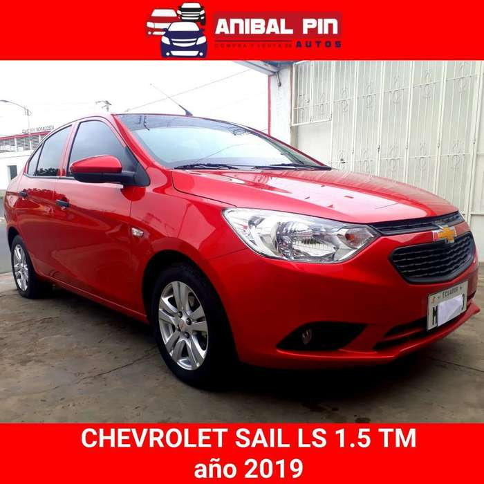Chevrolet Sail 2019 - 4500 km