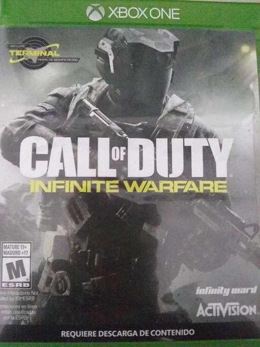 Call Of Duty Infinite Warfare. Xbox One