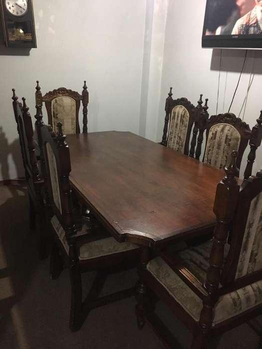 Comedores antiguos: Muebles en venta en Bogotá | OLX