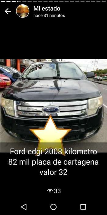 Ford Edge  2008 - 62000 km