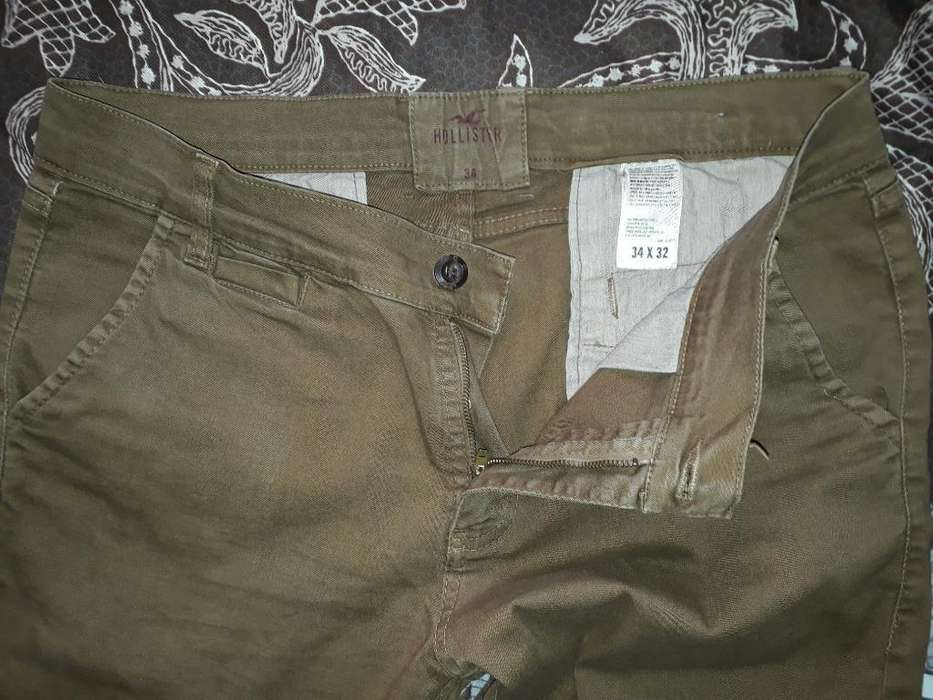 Pantalón Talla 32 Medio Uso