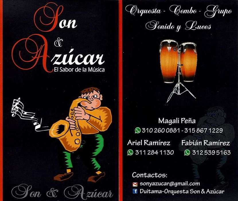 Orquestas y Grupos Musicales de Boyaca