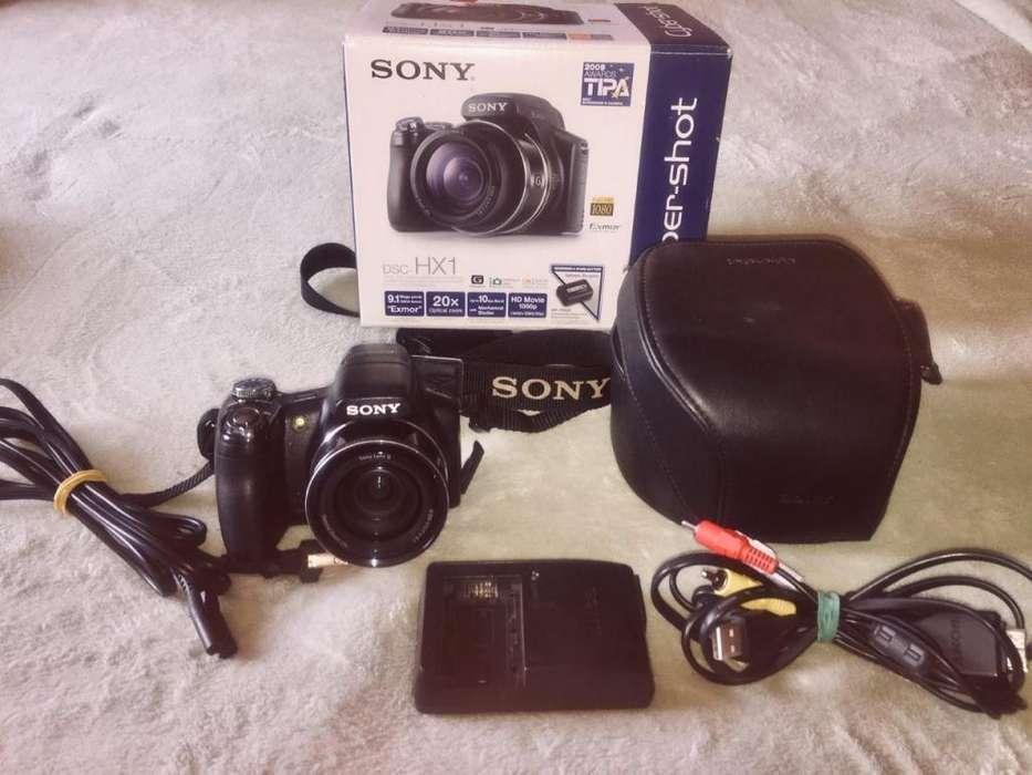 Cámara fotográfica Sony DSC-HX1