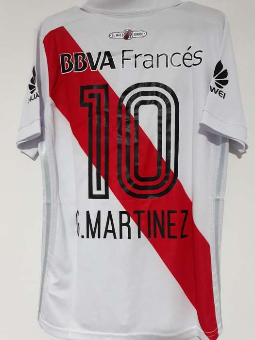 Camiseta River Plate Martinez