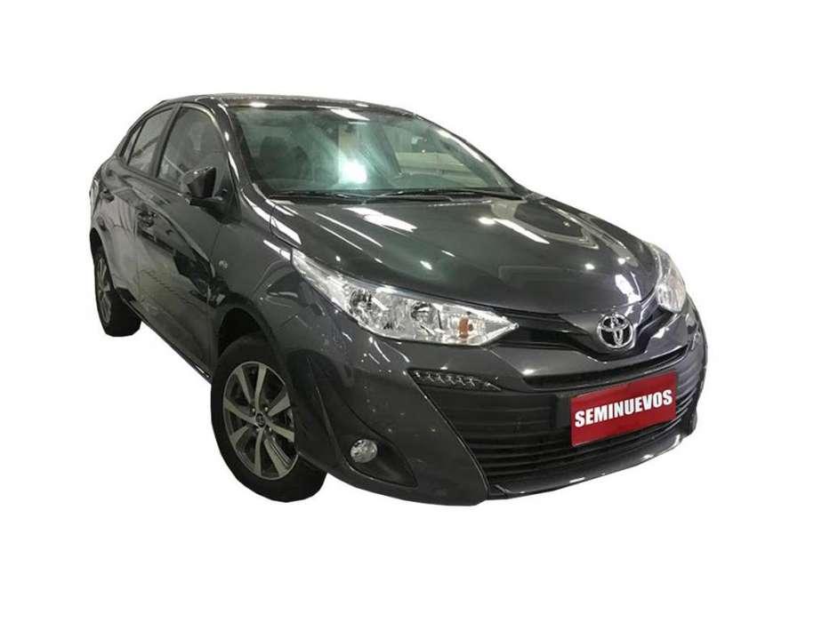 Toyota Yaris 2019 - 954 km