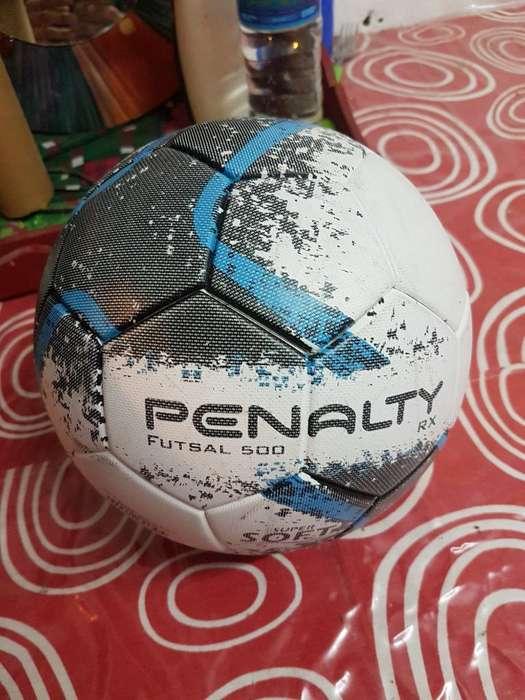 Pelota Penalty de Futsal Pro. Un Solo Us
