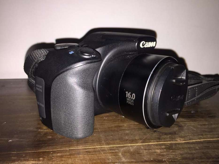 CANON PowerShot SX520 HS usada
