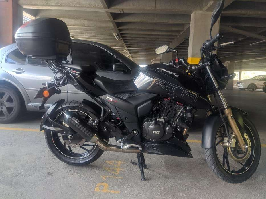 Tvs Apache 200