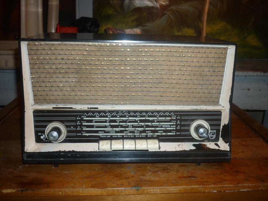 <strong>radio</strong> ANTIGUO