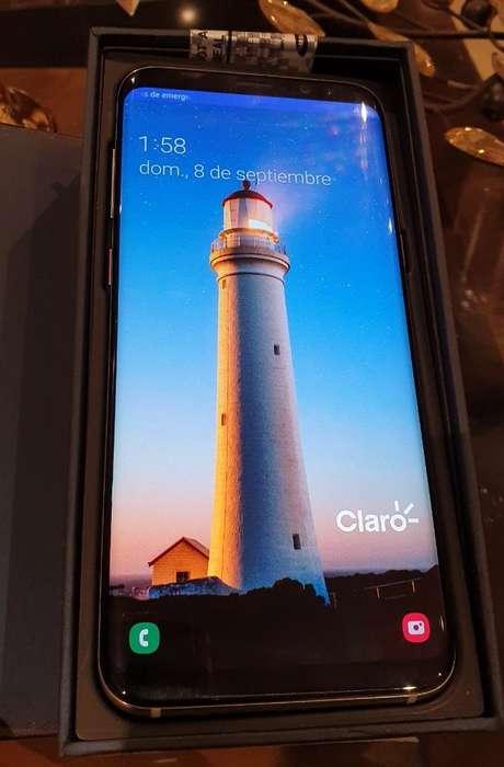 Vendo Galaxy S8 Plus