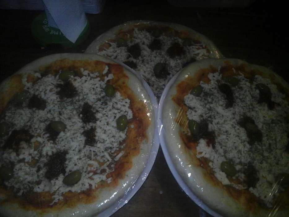 Pizzas Pre Listas Caseras