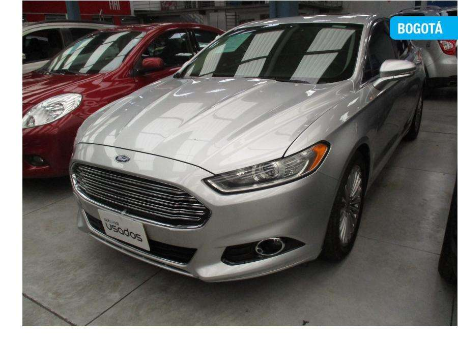 Ford Fusion 2014 - 66750 km