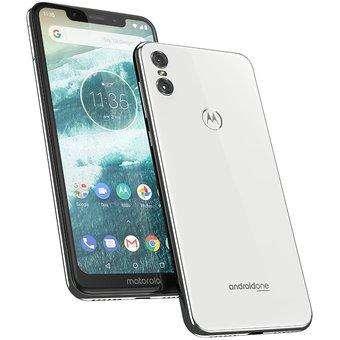 Motorola One 64GB Blanco