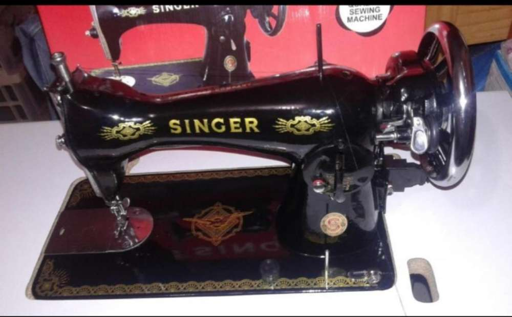 Maquina Singer (motor)