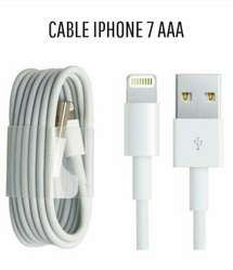 Cable iPhone 7aaa