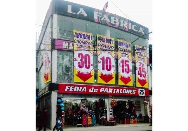 Alquiler de Local Comercial en Villa El Salvador