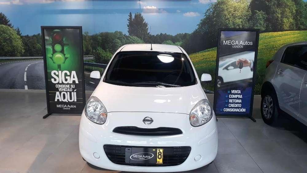 Nissan March 2014 - 56100 km