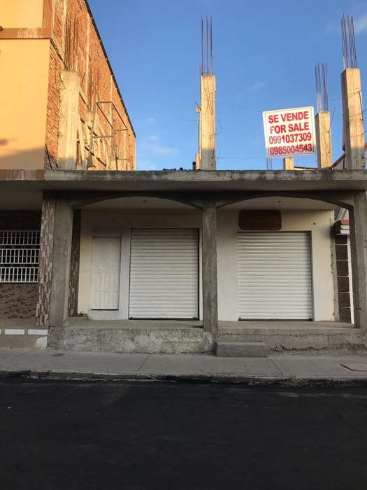 Vendo Casa en Jocay Frente,Ala Fiscalia