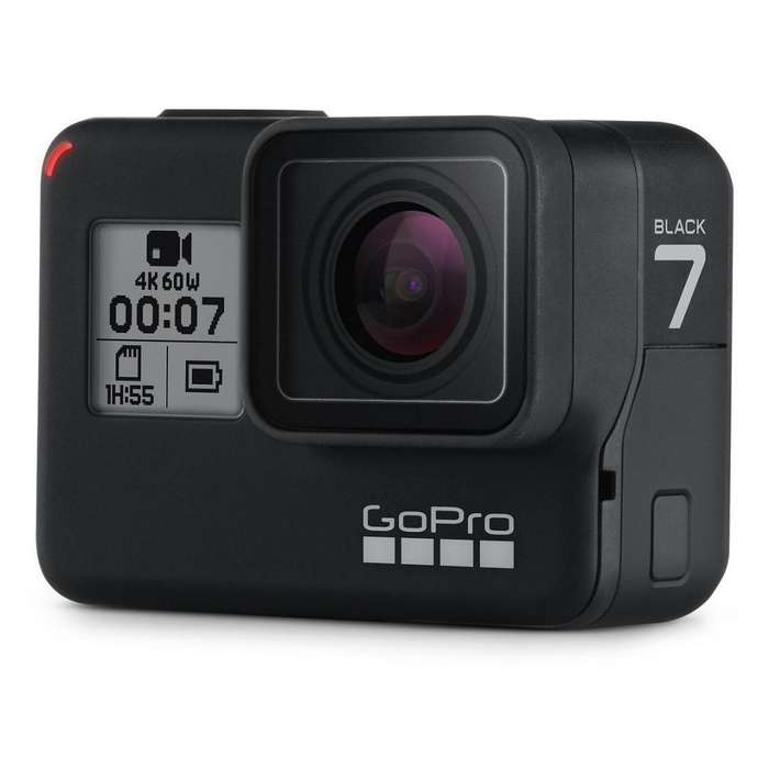 Go Pro Hero 7 Black Edition 4k Sellada Garantía