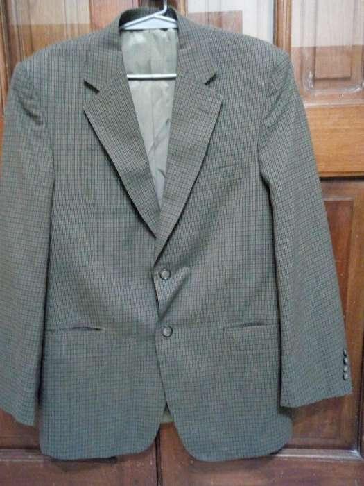 Saco de Vestir Nuevo Talle M