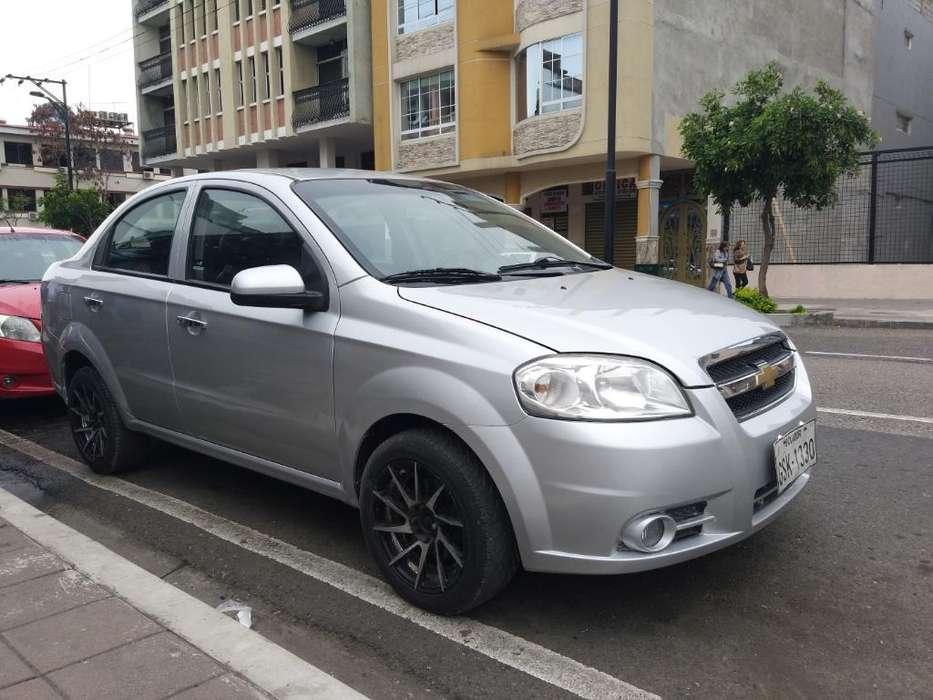 Chevrolet Aveo 2014 - 132218 km