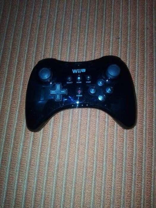Control de Wii U Pro