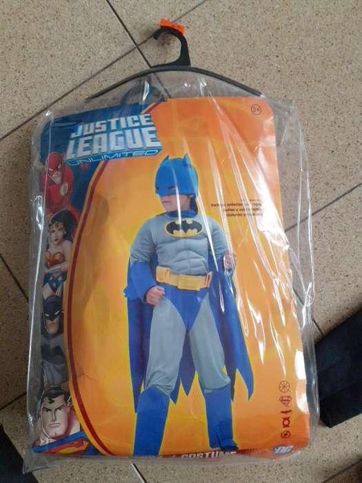 Difraz de Batman Talla 6