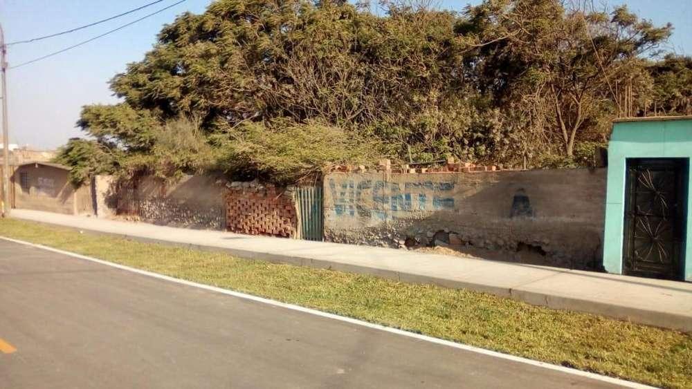 Venta de Terreno en Puente Piedra 3,754m2