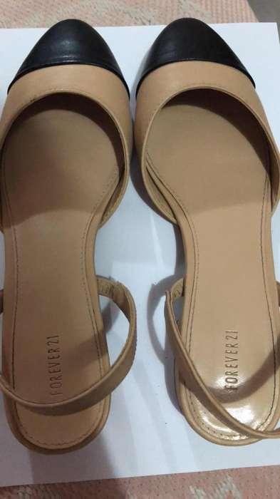 Zapatos Forever 21 Usados