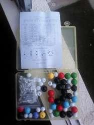 Set Molecular Didactico Armable Y Desarm