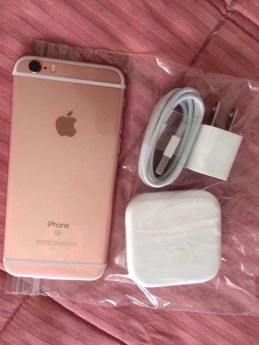 iPhone 6S Rose Gold 32 Gb