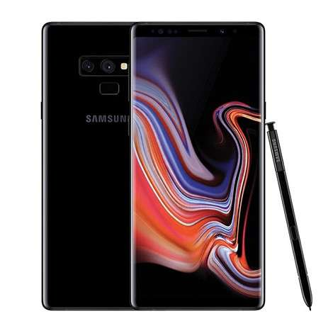 Celular Samsung Note 9 512gb Negro