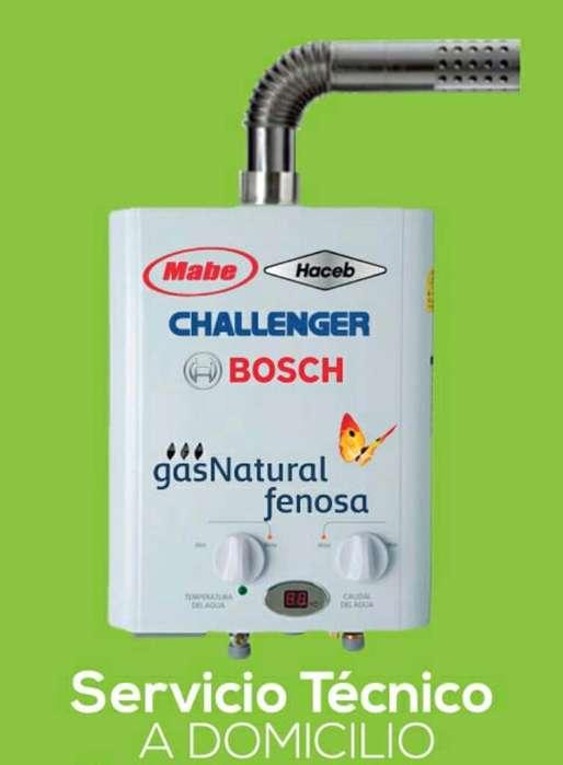 Servicio Tecnico Gas Natural