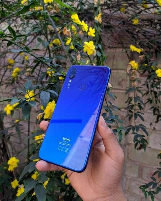 Xiaomi Redmi Note 7 de 4 Ram de 64gb