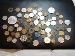 Colección MonedasBilletes Antiguos Numismatica