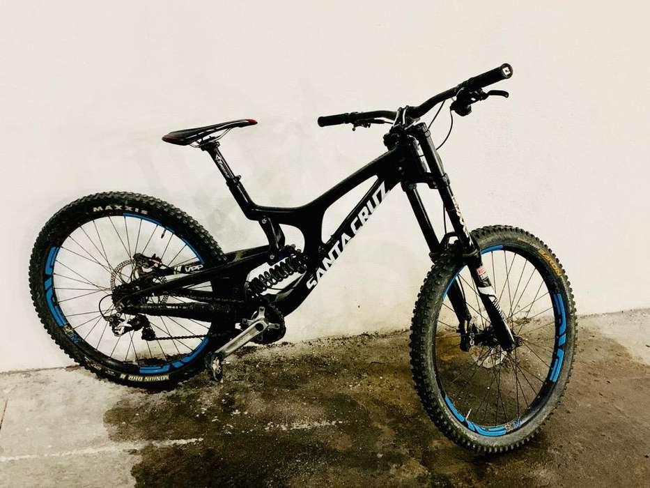 Bicicleta Dh Santa Cruz V10Cc 27/5