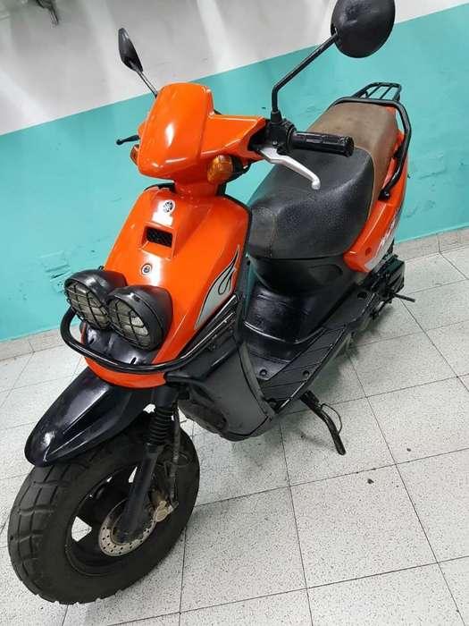 <strong>yamaha</strong> Bws 1 Modelo 2003