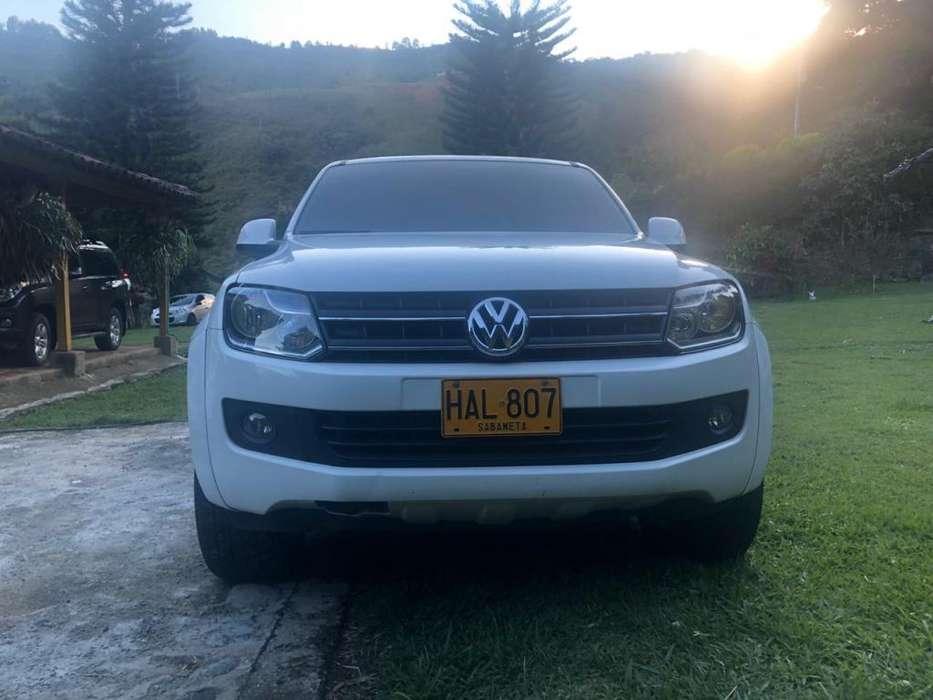Volkswagen Amarok 2014 - 95000 km